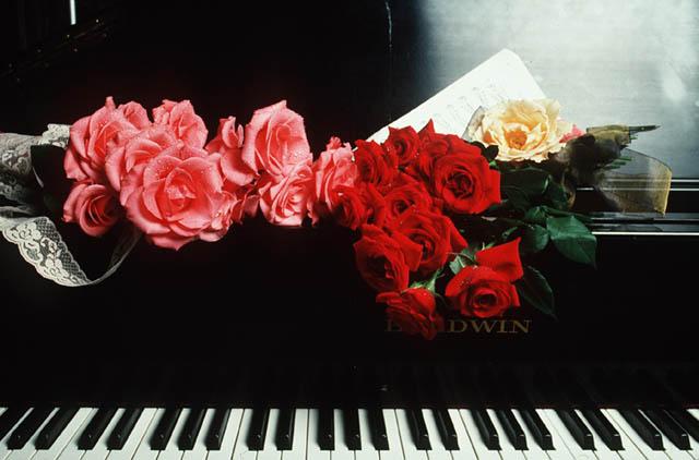 Открытка с днём рождения пианисту 30